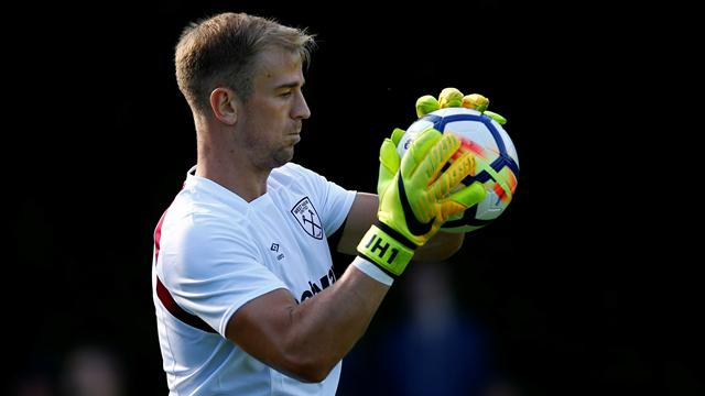 Playing time more important than wages for West Ham goalkeeper Joe Hart
