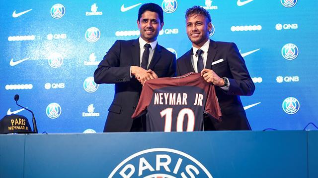 """Payer Neymar en Bitcoins ? """"À l'horizon 2020, c'est envisageable"""""""