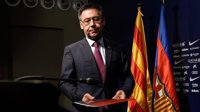 Référendum catalan : Le Barça se joint à la grève générale mardi