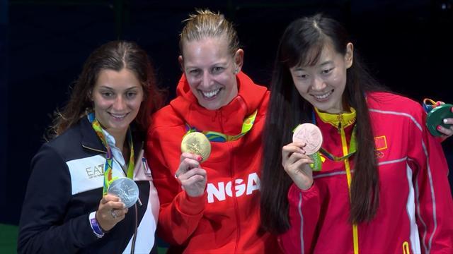 Un anno dopo: prima medaglia olimpica italiana con Rossella Fiamingo