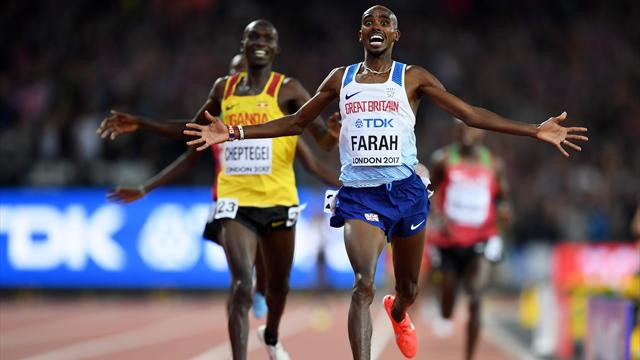UK Athletics chief defends GB performance at worlds