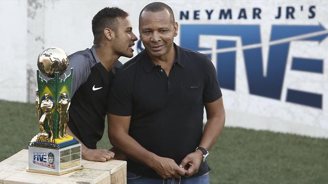 """Neymar Sr : """"Mon fils n'a jamais manqué de respect au PSG"""""""