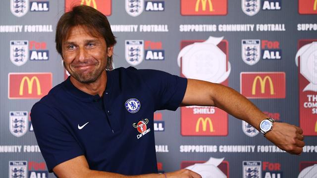 Конте рассмеялся, услышав вопрос об Азаре в «Барселоне»