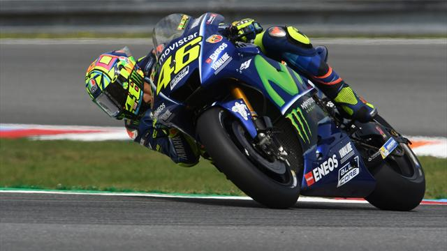 Rossi Worried About Ducati Threat At Brno