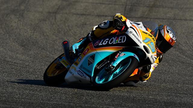 Moto3: Rodrigo ci prende gusto, sua la pole anche in Austria. Scintille fra Fenati e Di Giannantonio