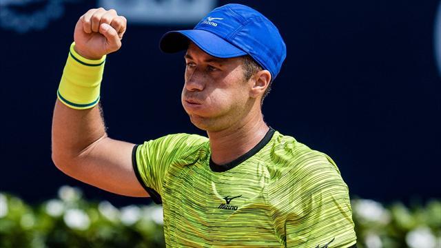 Кольшрайбер выиграл турнир в Китцбюэле