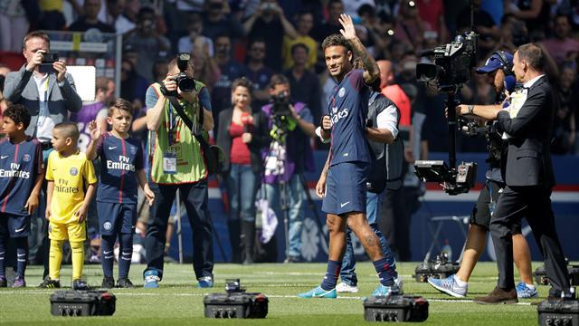 Entre Neymar et le Parc, une rencontre en forme de coup de foudre