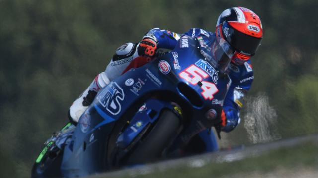 Moto2, è grande Italia in Austria! Mattia Pasini in pole davanti a Morbidelli