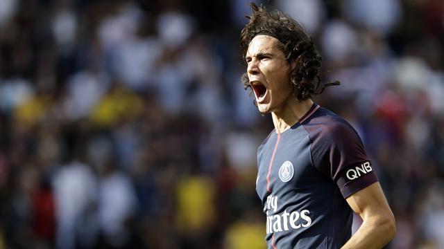 El PSG gana con solvencia al Amiens y Neymar ya se divierte desde la grada (2-0)