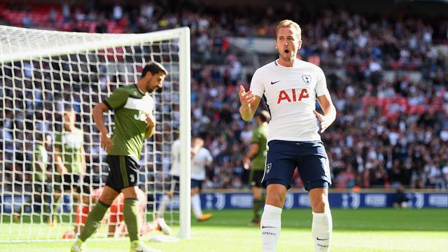 Kane : ''Wembley ou non, c'est aux joueurs d'être bons''