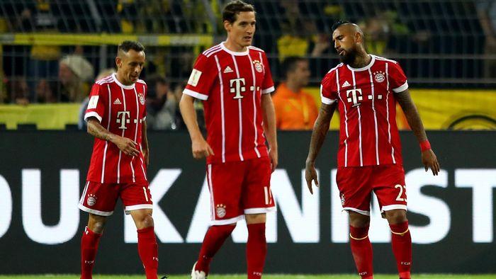 Calendrier Bayern.Cette Annee Encore C Est Le Bayern Munich Et Les Autres