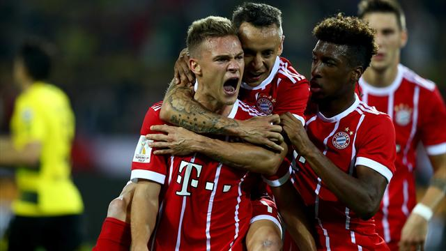 Le duo Aubameyang-Dembélé n'a pas suffi face au Bayern