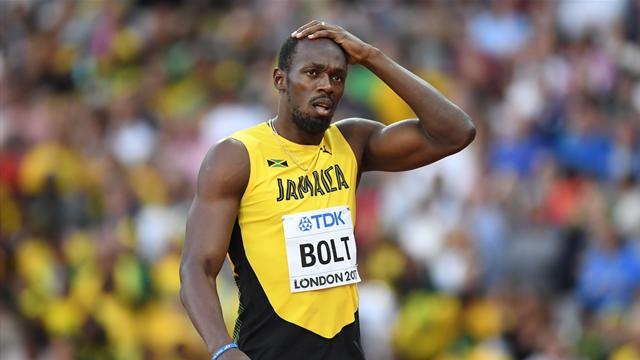 Gatlin n'a rien gâché, Bolt n'était simplement plus Bolt...