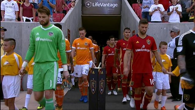 Vídeo MLS: Real Salt Lake vs Houston Dynamo