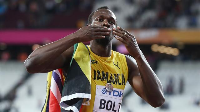 Malgré la chute, Bolt restera à jamais comme un des plus grands