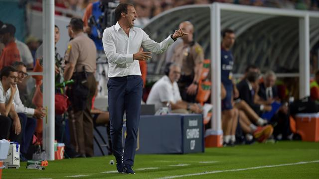 """Allegri: """"Dobbiamo ripartire usando la rabbia seguita alla finale di Cardiff"""""""