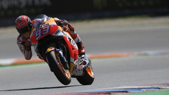 Marquez spaziale in Austria: 70a pole in carriera! Dovizioso 2°, indietro Rossi 7°