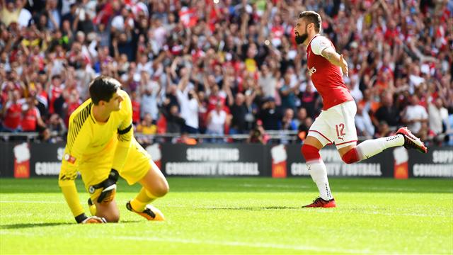 Пушки – ин. «Арсенал» щелкнул «Челси» и взял Суперкубок Англии