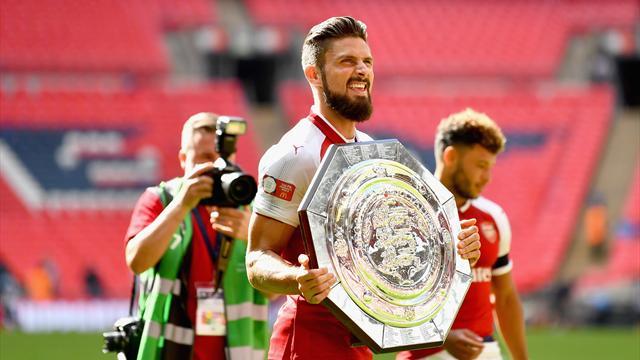 Arsenal lance idéalement sa saison