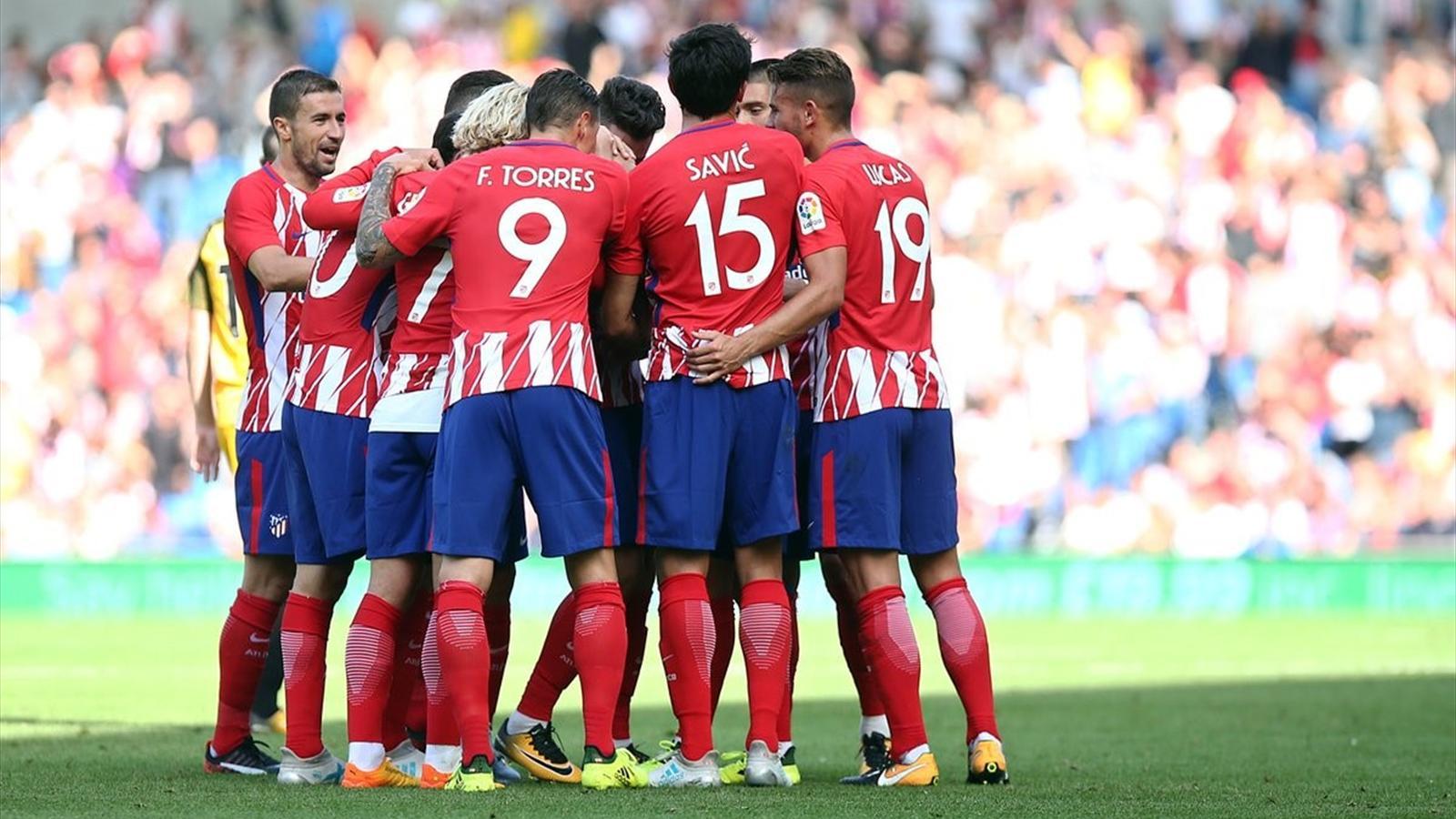 En directo   LIVE Girona - Atlético de Madrid - La Liga - 19 agosto 2017 -  Eurosport Espana 06ab3ff85a132