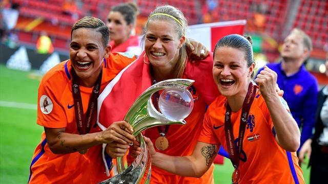 Les Néerlandaises sacrées après une course-poursuite spectaculaire : le résumé de la finale en vidéo