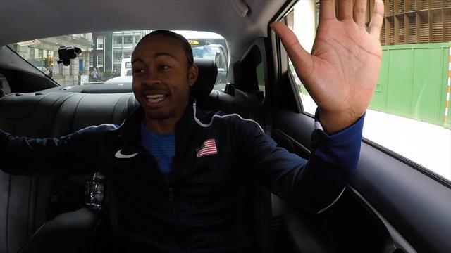 Road to the Stadium con Aries Merritt: Londra 2012 e il trapianto di rene