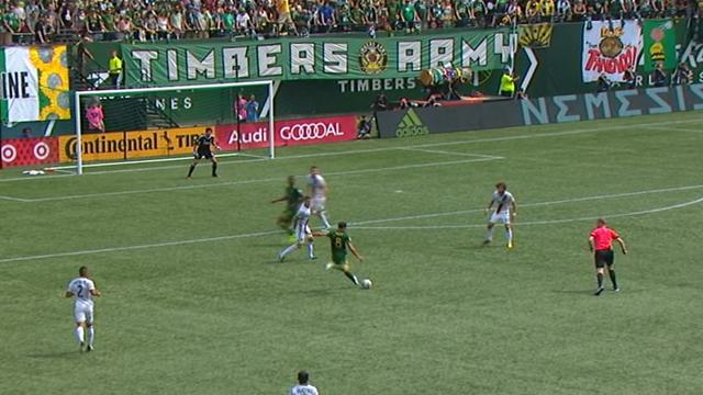 MLS, Portland Timbers-Los Angeles Galaxy 3-1: gli highlights