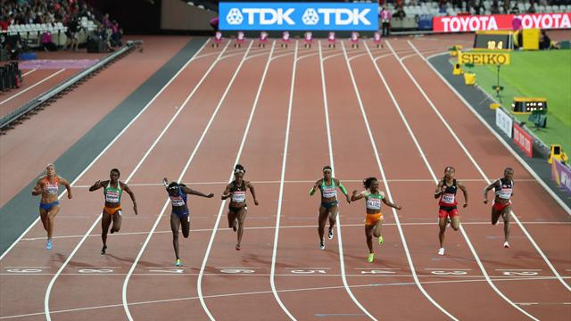 Londra 2017'de üç pozitif doping testi