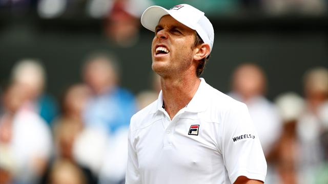 Querrey battles back, Berdych withdraws at Rogers Cup