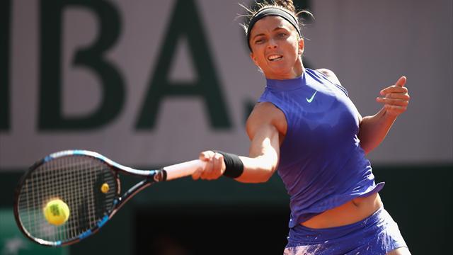Debutto vincente per Sara Errani nel tabellone principale, battuta la Kozlova