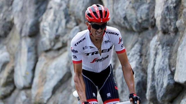 Contador se retirará tras La Vuelta a España