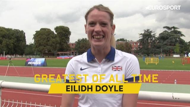 GOAT: Eilidh Doyle on Usain Bolt, Stand By Me and... Travis