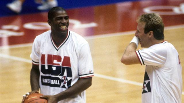#DreamTeamDay: Magic Johnson-Larry Bird, una rivalità trasformatisi in amicizia grazie a uno spot