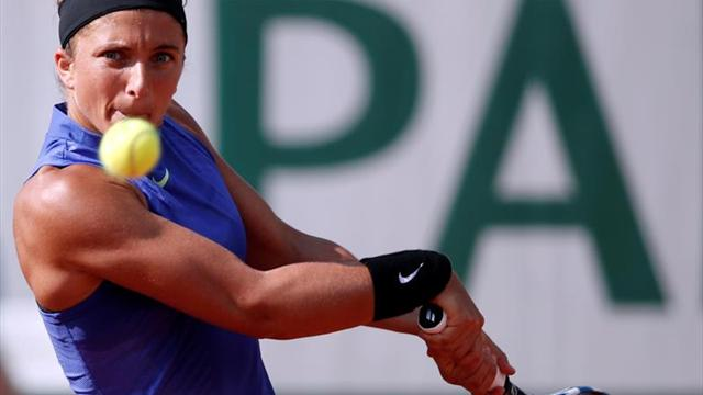 Suspenden a la italiana Sara Errani por positivo