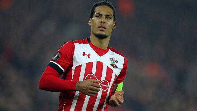 'Maybe we can see what's possible' – Van Dijk hints at January transfer