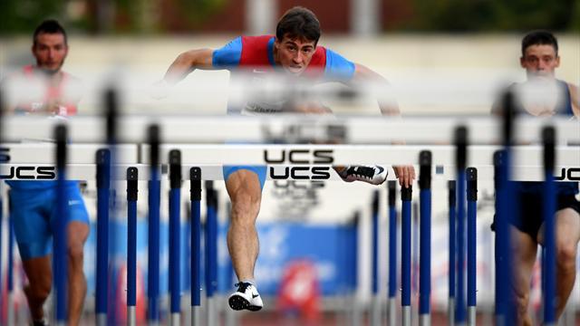 Житель россии завоевал первую медаль наЧМ полегкой атлетике