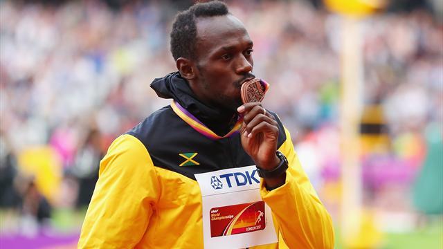 London braced for Bolt's farewell