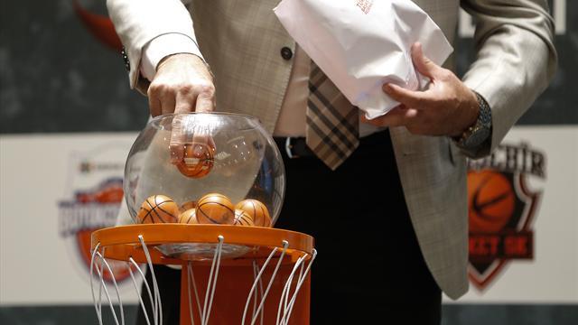 Basketbol Süper Ligi'nde yeni sezonun fikstürü