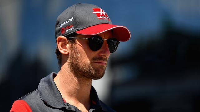 Квалификация Гран-при Италии остановлена из-за вылета Грожана с трассы
