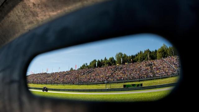 Márquez se hace presente a la hora de clasificar — Moto GP