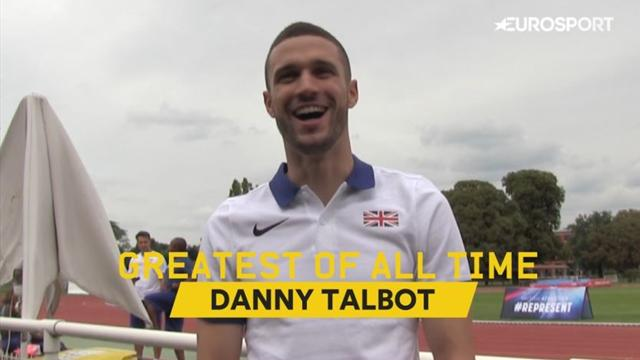 GOAT: Danny Talbot predicts relay gold!