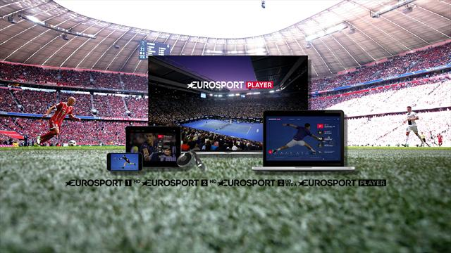 Das komplette Eurosport-Angebot im Überblick