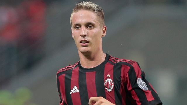 «Милан» потерял Конти на полгода и хочет арендовать у «Барселоны» Видаля