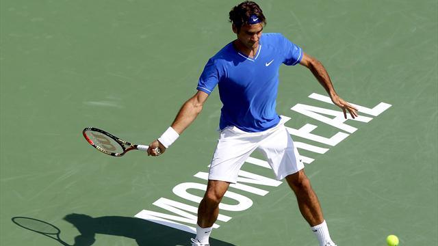Federer riparte subito con una vittoria: tutto facile contro Polansky, battuto in due set