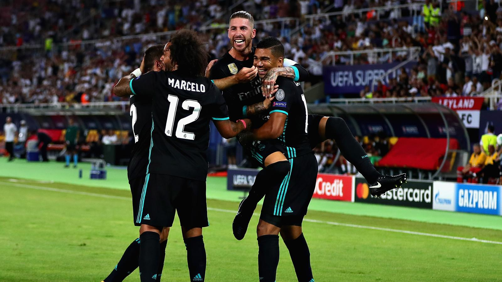 En direct live real madrid manchester united - Resultat foot coupe europe ...
