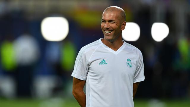 """Zidane : """"Je sais que cela se terminera un jour... Mais je suis heureux au Real"""""""
