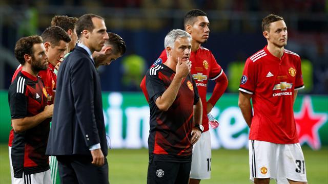 Mourinho bemoans 'offside' goal, hails 'superior' Real Madrid