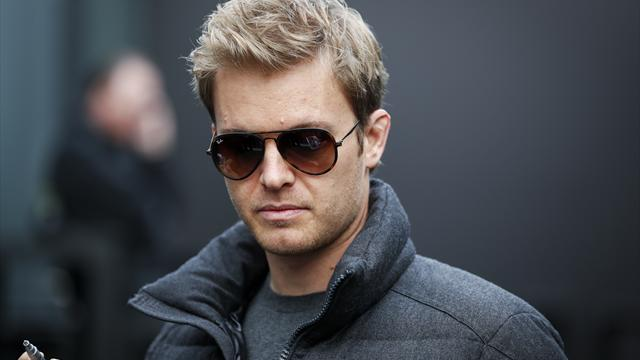 Rosberg sieht Vettel im WM-Kampf als Außenseiter