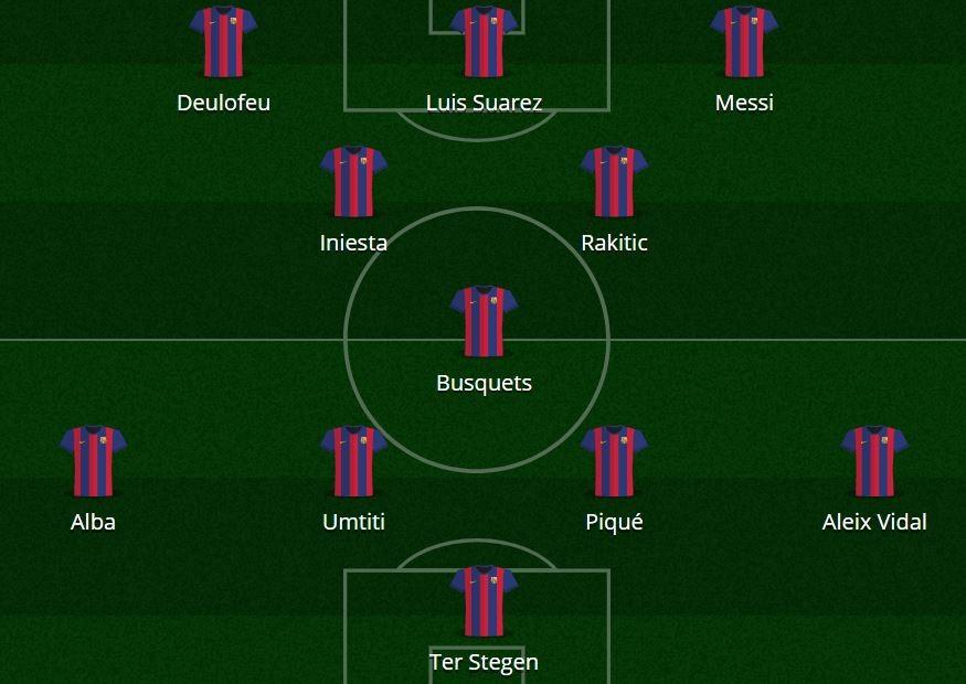 prob Barcellona