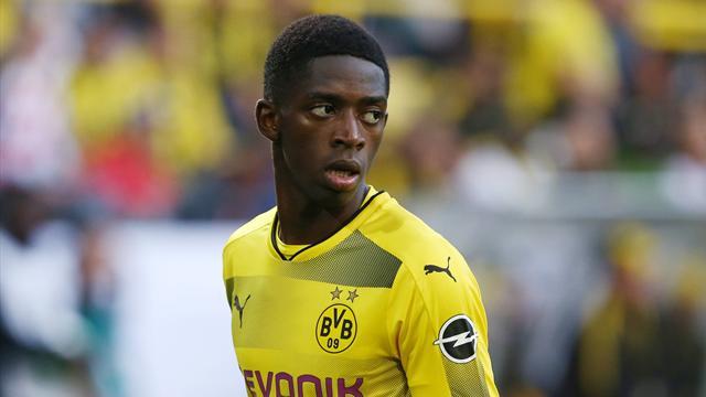 """Caso Dembélé: """"sparisce"""" da Dortmund, ma il Borussia respinge il Barça e lo sospende"""